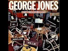 George Jones - Will The Circle Be Unbroken (With Pop And Mavis Staples) - YouTube