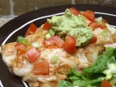 Creamy Chicken Enchiladas Recipe | Recipe Girl