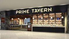 Prime Tavern: steakhouse at Delta Terminal D NY LaGuardia Airport #LGA [via: www.delta.com]
