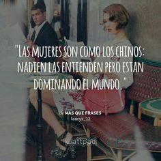 Mujeres.