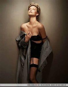 Bildergebnis für Movie Charlize Theron White Lingerie