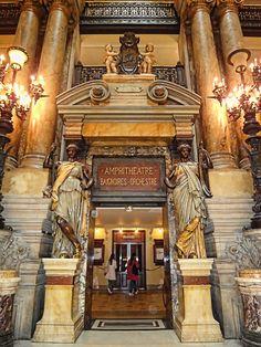 Opéra National de Paris, France | by williamcho