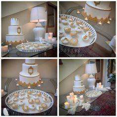 Matrimonio natalizio in bianco e oro  #instafood #ilas #ilasSweetness #wedding #matrimonio #unicoeventi #villadino  http://ilas.webnode.it/ https://www.facebook.com/ilascake