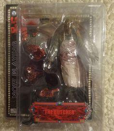 Land of The Dead The Butcher Zombie Action Figure  #SOTAToys