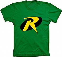 Camiseta Robin - Por que todo Super Herói precisa de uma mãozinha!