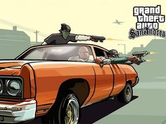 Grand Theft Auto: San Andreas llegará a Android en diciembre