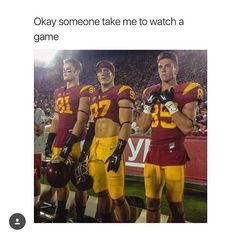 Find images and videos about football, hot guys and usc on We Heart It - the app to get lost in what you love. Usc Football Players, American Football Players, Football Boys, Baseball Guys, Nhl Players, Beautiful Boys, Pretty Boys, Beautiful Player, Frat Guys