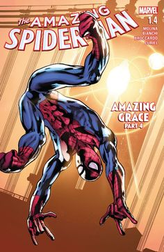Amazing Spider-Man (2015) #1.4 #Marvel @marvel @marvelofficial #AmazingSpiderMan (Cover Artist: Bryan Hitch) Release Date: 3/30/2016