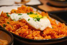 Kimchi Gebratener Reis -