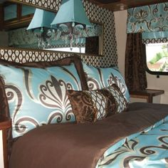 Excellent RV bedroom remodel  Pls come and remodel my RV bedroom. Very well done
