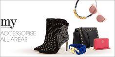 Die angesagtesten Accessoire-Trends der kommenden Saison werden diese Woche auf dem Luxus Fashion Portal @my-wardrobe.com  vorgestellt!