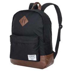 Školní batoh ESCAPE černá Herschel Heritage Backpack, Backpacks, Bags, Fashion, Handbags, Moda, Fashion Styles, Backpack, Fashion Illustrations