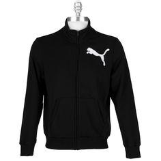 Puma Men's Contemporary Fleece Track Jacket #VonMaur
