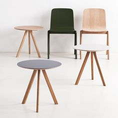 Hay Copenhague Low Table CPH20 | HAY | Ronan and Erwan Bouroullec