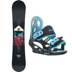 Gravity Flash set Snowboard