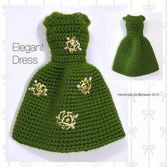 Elegant Dress for MCD 18 Before and after Flowering