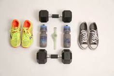 What type of Strength Training do you do the week of your race? Hmmmmmm.....