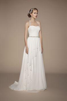 Tia Bridal Collection 2014 – perfect for a wedding abroad #weddingideas