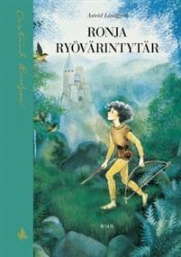 Astrid Lindgren: Ronja a rabló lánya Best Children Books, Childrens Books, Good Books, My Books, Kids Library, Seven Years Old, Childhood Toys, Children's Book Illustration, Lany