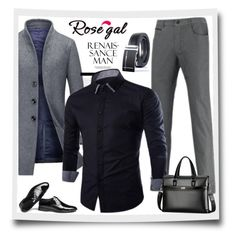 """""""Business  men style"""" by velidafashion ❤ liked on Polyvore"""