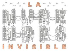 The cloud is not invisible infographics on Behance