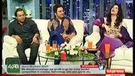 Fresh Up Guys: Syasi Theater on Express News 8th October 2014