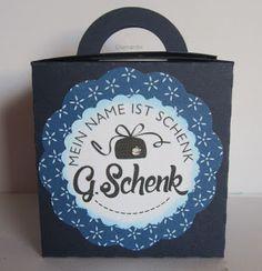 Diamantin´s Hobbywelt: Geschenk-Verpackung