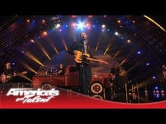 "▶ Jimmy Rose - Cover of ""God Gave Me You"" by Blake Shelton - America's Got Talent 2013 - YouTube"