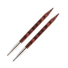 KnitPro CUBICS Rose Interchangeable Circular Knitting Needle Tips