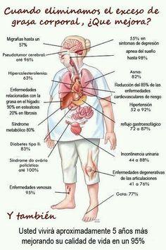 Enfermedades relacionadas con obesidad