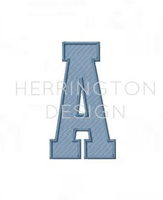 inch 26 letters Sports Embroidery Monogram Varsity Font Satin stitch Embroidery Font Instant Do 26 Letters, Letters And Numbers, Machine Embroidery Designs, Embroidery Stitches, Satin Stitch, Stitch 2, Embroidery Monogram Fonts, Cross Stitch Patterns, Outline