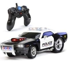 Kidirace RC Remote Control Police Car for Kids, Rechargeable, Durable and Easy to Control - Radio Control Pictures Rc Remote, Remote Control Cars, Radio Control, Kids Police Car, Police Cars, Race Cars, Rc Cars For Sale, Lights And Sirens, Used Cars Online