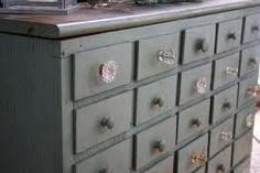 a recycled homemade tool chest from my husbands grandfathers garage. the drawers are made from fruit crates! Diy Furniture, Furniture Design, Homemade Tools, Wooden Crafts, My Room, Room Inspiration, Decor Styles, Fun Crafts, Repurposed