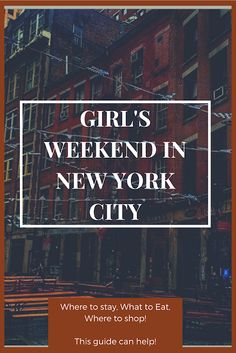 This is where I share about New York City, and all things Food & Travel including my obsession with brunch. New York City Museums, New York City Travel, Weekend New York, New York Street Art, Nyc Itinerary, Mother Daughter Trip, Restaurant New York, Great Hotel, Living In New York
