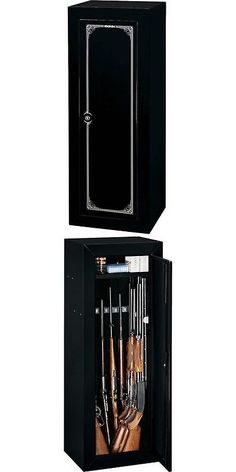 Cabinets And Safes 177877: Stack On 14 Gun Fire Resistant Security Safe  With Electronic Lock Fs 14 Mb E BUY IT NOW ONLY: $399.99 | Pinterest | Gun  Safes, ...