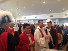 Fr. Juan F. Anzora's Installation Ceremony 09/13/2014