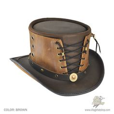 Steampunk Men's Hat