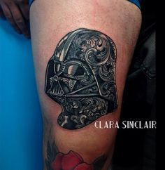 Darth Vader Gets a Makeover by Clara Sinclair