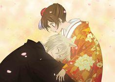 Tomoe y Nanami OVA