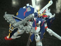 HGBF Crossbone Gundam X1 Full Cloth Type.GBFT: Full Photoreview No.44 Images http://www.gunjap.net/site/?p=241876