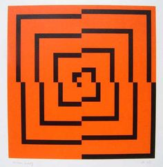 Rubem Ludolf (1932-2010) was Considered one of the top names in Brazilian neoconcretism. Along with Lygia Clark, Hélio Oiticica, Lygia Pape and Aluisio Coal, he joined the Grupo Frente, looking for creative freedom and experimentation in different languages of geometry and colors. -
