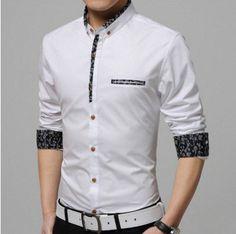 d83335f 2016 hot sale formal shirts fashion latest shirt designs for men#latest shirt designs for men#shirt