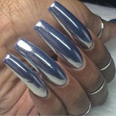 """See our internet site for even more information on """"acrylic nail art designs ring finger"""". It is actually an exceptional location to learn more. Fabulous Nails, Perfect Nails, Gorgeous Nails, Pretty Nails, Long Fingernails, Coffin Nails Long, Long Acrylic Nails, Sexy Nails, Hot Nails"""