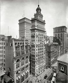 New York City, c, 1900