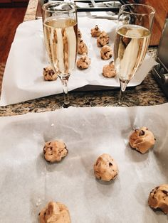 cookies and champs.