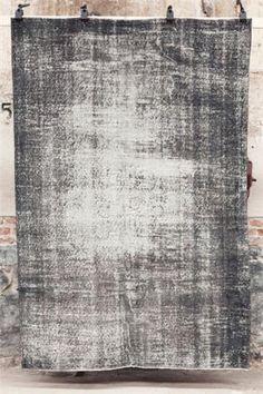worn rug