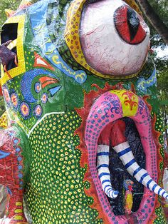Alebrije by Cucubianita, via Flickr