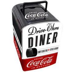 Mini freezer Coca-Cola