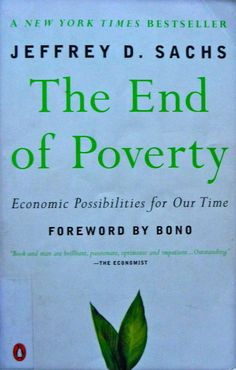 Been meaning to read this since hearing Sachs speak.  LOVE that Bono wrote the forward!