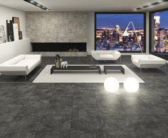 ARCANA Tiles Buxi 60x60 cm. | arcana ceramica #salon #livingroom # city #urban #style #decor #elegant #architecture #interiordesign #design #indoor Urban Style, Wall Tiles, Habitats, Tile Floor, Cozy, Indoor, Living Room, Interior Design, Elegant